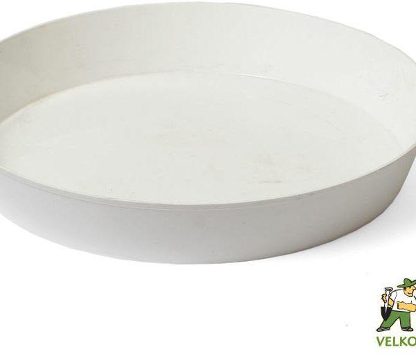 Miska Rubek 32 cm bílá Popis:Miska v lesklém provedení v bílé barvě