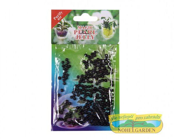 Gelové perličky - fialové 10 g 700 ml Gelové perly nazývané též jako vodní perly