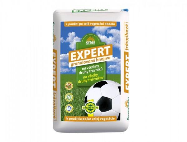 Grass Expert hnojivo na trávník 10kg složení: N 20 %