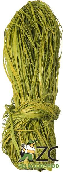 Lýko 50 g - olivové Popis:Barvené lýko určené k dekoraci.Hmotnost:50gBarva:olivová