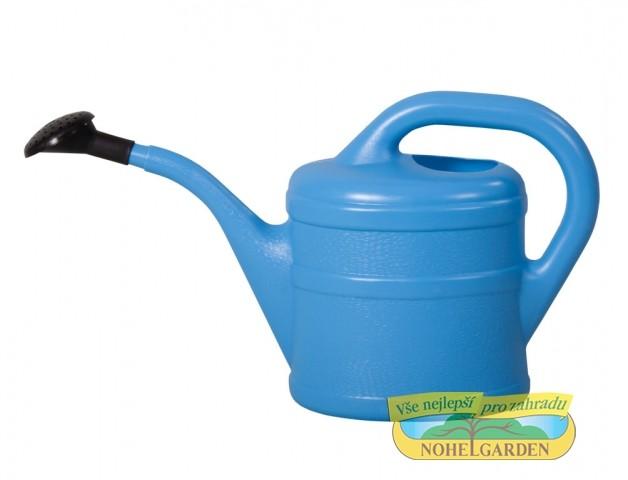 Konvička 2L s kropítkem světle modrá Plastová konev pro zalévání pokojových a balkónových květin. S kropítkem. Dodáváme v barvě oranžové
