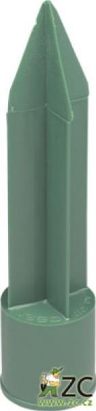 Oasis - držák na svíčky zelený 2