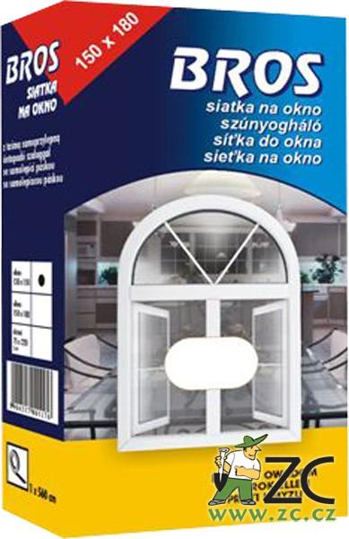 Bros - sít´ okenní 150 x 180 cm