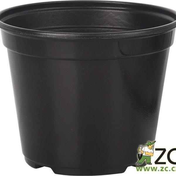 Kontejner Arca 14 cm černý Popis:Speciální kulatý plastový kontejner je určený pro výsadbu a pěstování rostlin. Je tenkostěnný a k dispozici v několika barvách. Svou cenou se řadí mezi levnější a lehce dostupné plasty.Materiál:plastBarva:černáRozměry:průměr: 14 cmvýška: 11 cm