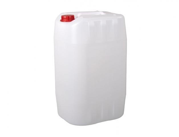 Kanystr stohovatelný 10 l Využití stohovatelného kanystru je všestranné: bytová chemie