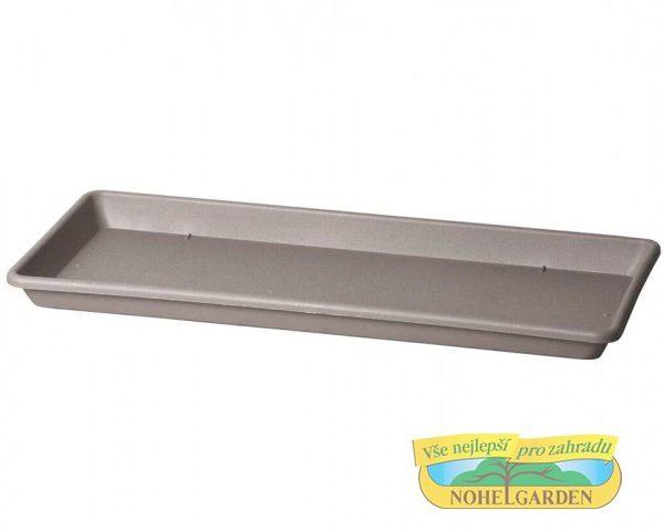Miska pod truhlík Cassettone 95 cm hnědo šedá Podmiska je vhodná pro truhlík CASSETTONE TERA
