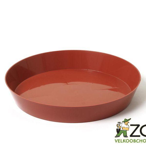 Miska Rubek 24 cm teracota Popis:Miska v lesklém provedení v teracotové barvě