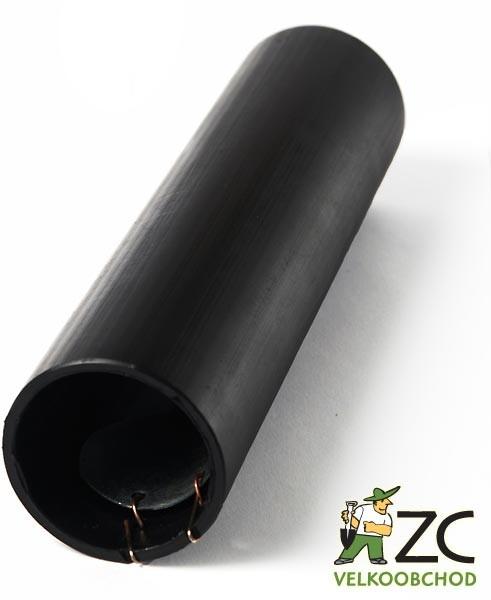 Past na krtky trubková 20cm Popis a použití:Past funguje na principu průchozí trubky