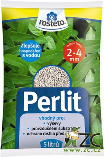 Perlit Rosteto - 5 l Popis:Expandovaný perlit je lehká