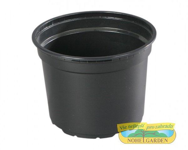 Květináč PREMIUM VCD 10 cm černý 15 ks 15 kusů plastových lehčených černých matných v pldorysu kruhových květníků. Používají se zejména pro předpěstování rostlin a pro umístění do různých obalů určených pro květníky s rostlinami v interiéru i v exteriéru.Rozměry 1ks: d. 10 x 7