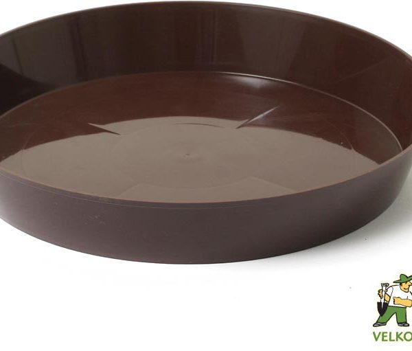 Miska Rubek 26 cm hnědá Popis:Miska v lesklém provedení v hnědé barvě