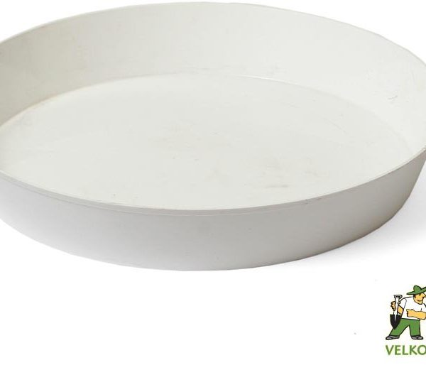 Miska Rubek 30 cm bílá Popis:Miska v lesklém provedení v bílé barvě