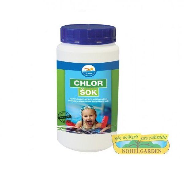 Chlor šok 1