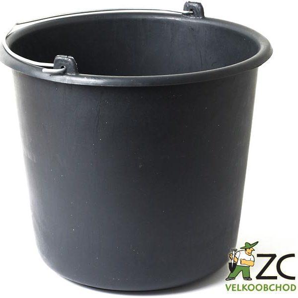 Vědro plastové 12 l Popis:Plastové vědro o objemu 12 litrů