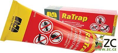 Lepidlo na lezoucí hmyz Ra Trap 135g Popis:Netoxické a voděodolné lepidlo je určeno k odchytu švábů