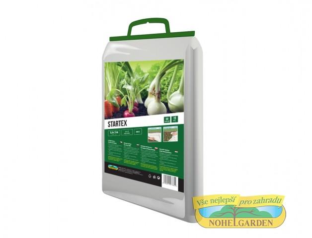 Textilie 1.6x5m - netkaná textilie bílá k rychlení Slouží k ochraně rostlin před mrazem