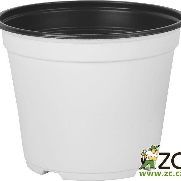 Kontejner Arca 14 cm bílý Popis:Speciální kulatý plastový kontejner je určený pro výsadbu a pěstování rostlin. Je tenkostěnný a k dispozici v několika barvách. Svou cenou se řadí mezi levnější a lehce dostupné plasty.Materiál:plastBarva:bíláRozměry:průměr: 14 cmvýška: 11 cm