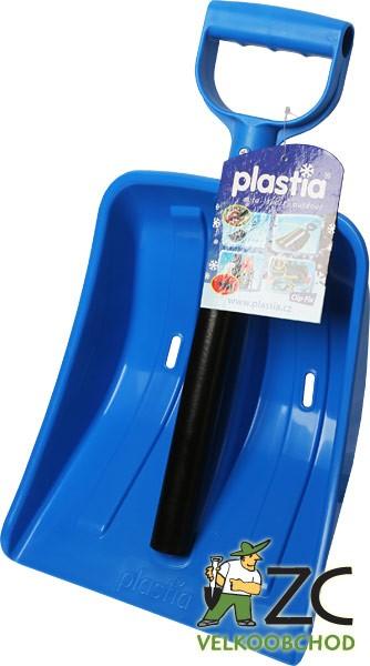 Lopata Auto - 30 cm skládací Popis:Praktická plastová skládací lopata do auta s teleskopickou násadou.Rozměr:Celková délka: 48 - 85 cm