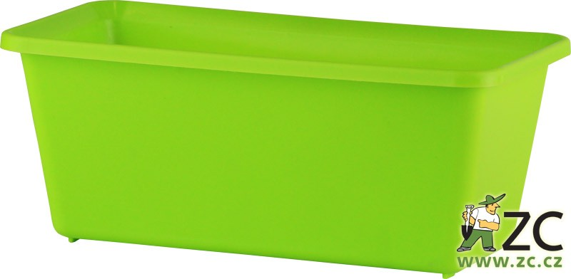 Truhlík malý 20 cm hráškově zelený Popis:Malý plastový truhlík na květiny.Materiál:plastBarva:hráškově zelenáRozměry:délka: 20 cmšířka: 10 cmvýška: 8 cm