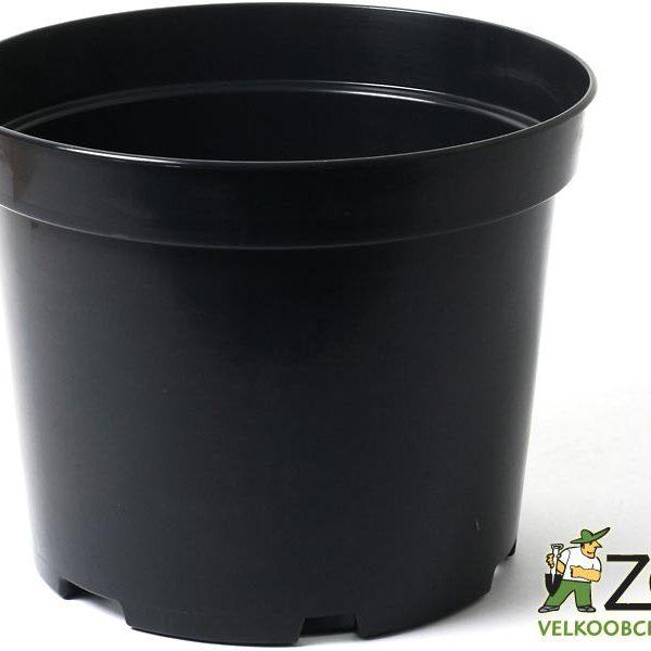 Kontejner 19 cm černý 3 l Popis:Kulatý plastový černý kontejner je určený pro pěstování rostlin. Používá se především na výsadby. Je dostupný v mnoha velikostech.Materiál:plastBarva:černáRozměry:průměr: 19 cm (3 l)výška: 15
