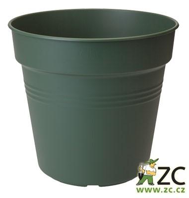 Květináč Green Basics 17 cm leaf green Popis:Květináče Green Basics jsou produkty od světoznámého výrobce Elho. Tyto pěstební nádoby jsou vyrobeny z recyklovaných plastů. Pod květináče můžeme dokoupit i vhodnou misku ze stejného materiálu. Pod tuto velikost patří miska Green Basics - 521576.Materiál:plastBarva:zelenáRozměry:průměr: 17 cm (2