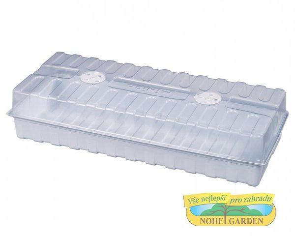 Minipařeniště nízké 47x20x10 cm ventilace Minipařeniště se skládají ze základních dílů