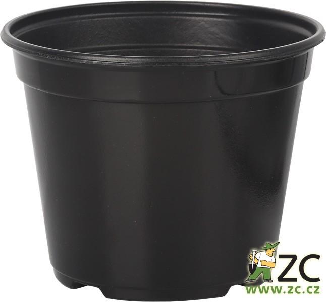 Kontejner Arca 10 cm černý Popis:Speciální kulatý plastový kontejner je určený pro výsadbu a pěstování rostlin. Je tenkostěnný a k dispozici v několika barvách. Svou cenou se řadí mezi levnější a lehce dostupné plasty.Materiál:plastBarva:černáRozměry:průměr: 10 cmvýška: 8 cm