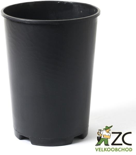 Kontejner růže 4 l Popis:Vysoký plastový kontejner určený speciálně pro pěstování růží. K dispozici je ve více velikostech. Tento kontejner se může použít také pro pěstování keřů a stromů.Materiál:plastBarva:černáRozměry:průměr: 18