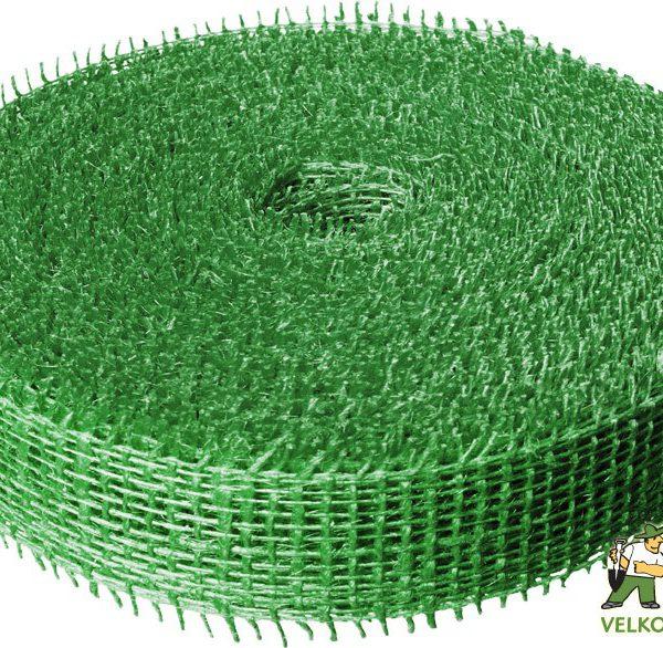 Jutová stuha 4 cm x 25 m - světle zelená Popis:Jutová stuha se používá hlavně k dekoračním a aranžérským účelům.Rozměr:šířka: 4 cmdélka: 25 mBarva:světle zelená