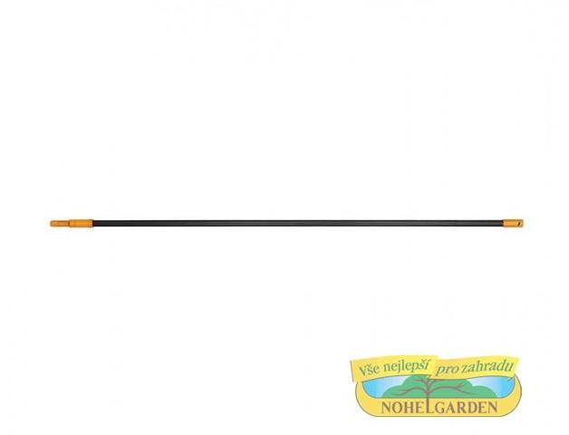 Násada na hrábě FISKARS SOLID s úchytem Lehká hliníková násada na hrábě s otvorem pro pohodlné zavěšení na stěnu. Násada je dlouhá 160cm a váží 230g. Určená pro hrábě čísla 135014