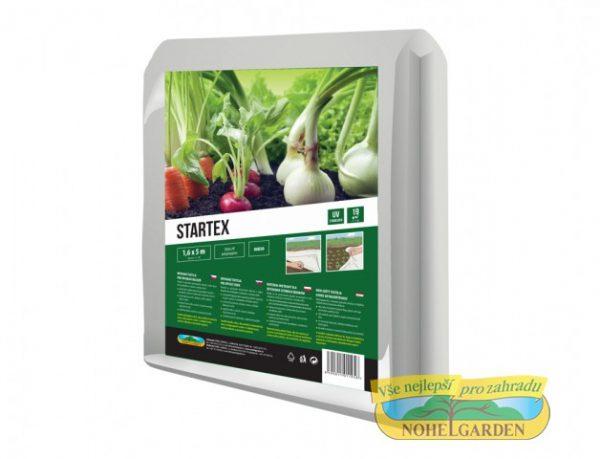 Textilie 1.6x5 m - netkaná textilie bílá k rychlení Slouží k ochraně rostlin před mrazem