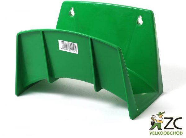 Držák na hadice Popis:Stěnový plastový držák na hadici
