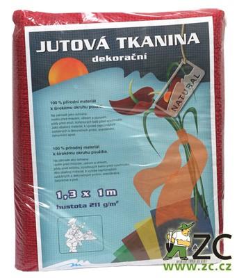 Jutová tkanina - 1