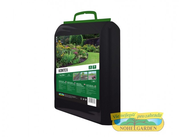 Textilie 1.6x10m - netkaná mulčovací textilie Netkaná mulčovací textilieUV stabilizovaná- zabraňuje prorůstání plevele- zadržuje vlhkost v půdě- chrání půdu před vysoušením- podporuje rozvoj kořenového systémuK mulčování jahod