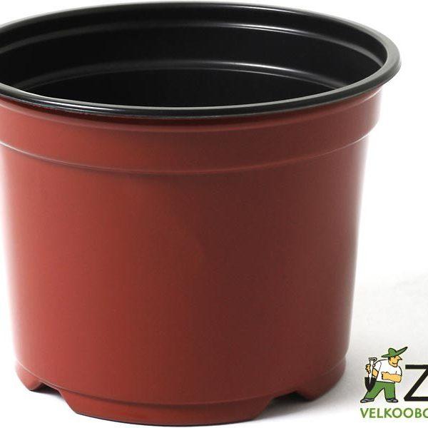 Kontejner Desch 9 cm cihlový Popis:Speciální kulatý plastový kontejner je určený pro výsadbu a pěstování rostlin. Je tenkostěnný a k dispozici v mnoha velikostech. Svou cenou a především kvalitou se řadí mezi levnější a lehce dostupné plasty.Materiál:plastBarva:teracotaRozměry:průměr: 9 cmvýška: 7