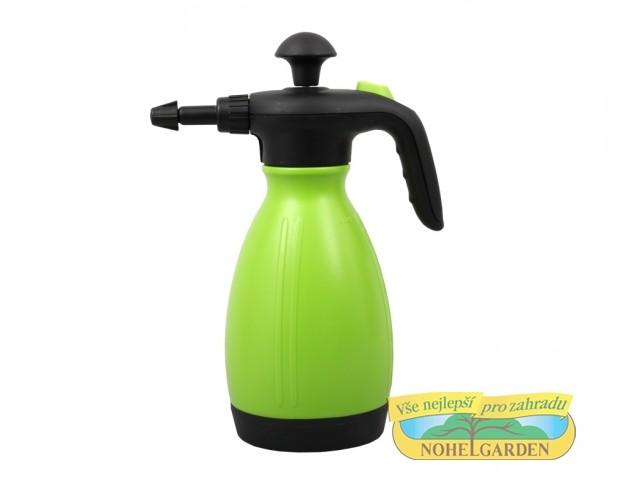 Rozprašovač tlakový GALAXIA 2000ml Rozpračovač ruční tlakový- barva:zelená- objem:2000ml
