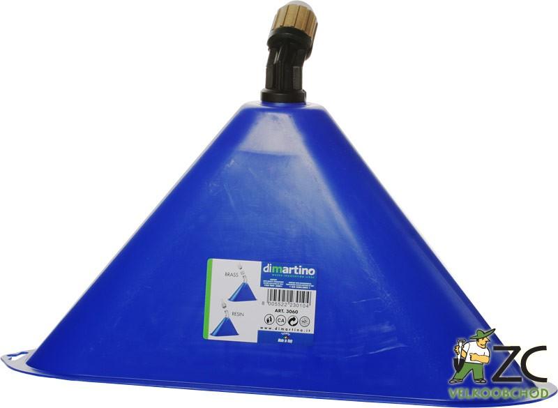 Zvon herbicidní maxi Umožňuje přesnou aplikaci herbicidů bez rizika poškození okolních rostlin.Délka 33 cm.