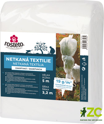 Neotex Rosteto - bílý 19g šíře 10 x 3