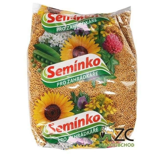 Hořčice 800 g Popis:Zelené hnojení provádíme zpravidla na sklonku léta
