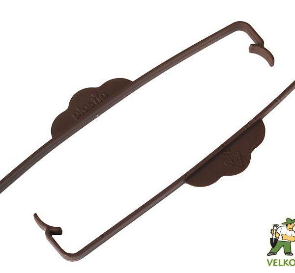 Svorka na truhlík Siesta 2 ks čokoládová Popis:Svorka proti deformaci truhlíku po naplnění zeminou.Materiál:plastBarva:čokoládová