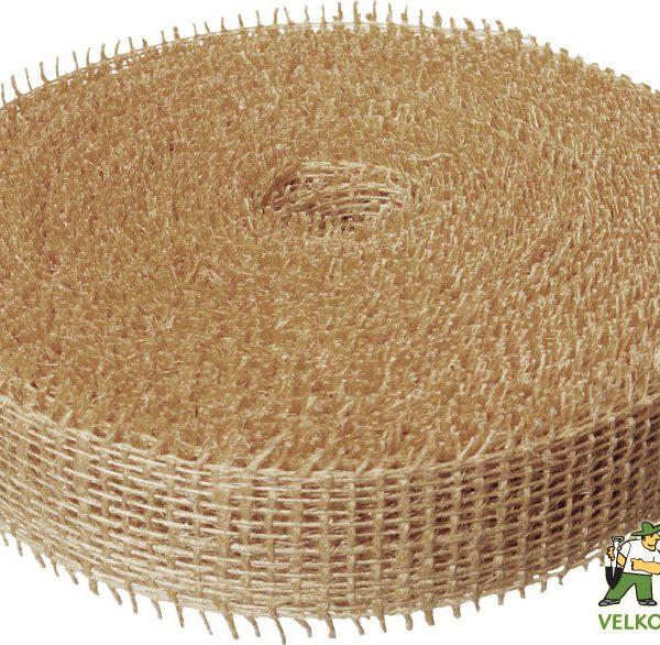 Jutová stuha 4 cm x 25 m - přírodní Popis:Jutová stuha se používá hlavně k dekoračním a aranžérským účelům.Rozměr:šířka: 4 cmdélka: 25 mBarva:přírodní