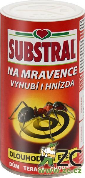 Substral na mravence – granulát 250 g Účinná látka: Fipronil 0