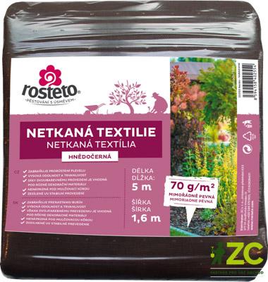 Neotex Rosteto - hnědočerný 70g šíře 5 x 1