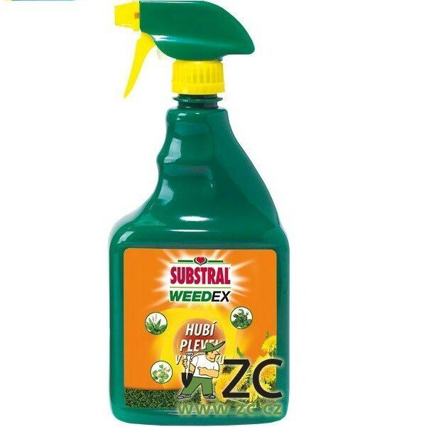 Weedex Hobby - 750 ml rozprašovač účinná látka:Popis a působení:Selektivní herbicid určený k přímé aplikaci. Je určen k hubení odolných dvouděložných plevelů