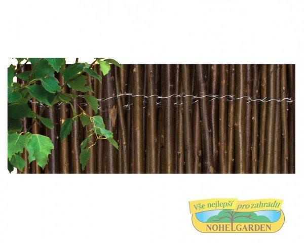 Rohož proutí tmavé 1 x 3 m Rohož- materiál:proutí - výška: 1 m - délká: 3 m- vhodný estetický doplňek do zahrad- používá se např. do pergol jako stínovka